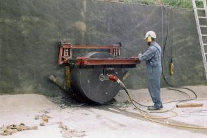 Jost-Diamanttechnik, Betonbohren
