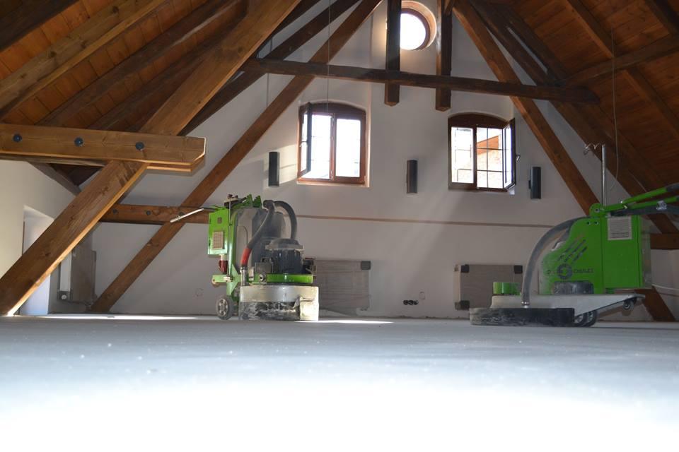 Design Beton Fußboden ~ Beton polieren jost diamanttechnik